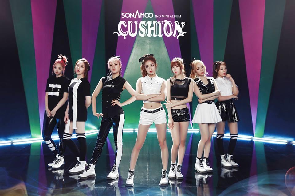 Sonamoo Korean Girl Group