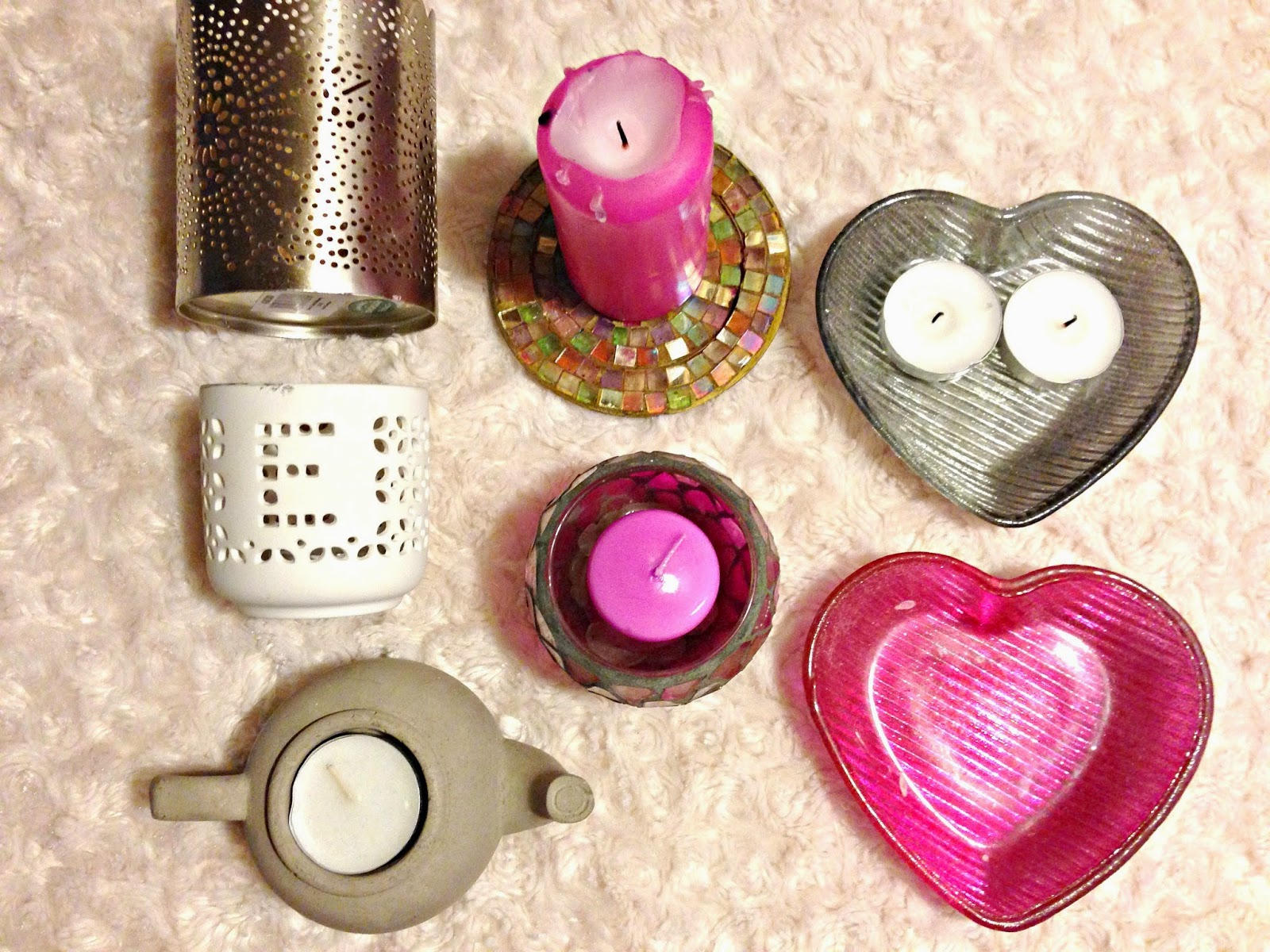 Items I Hoard- Candle Holders