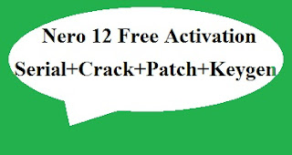 Nero 12 Crack Download Full Version