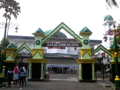 Masjid Raya Klaten
