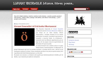 Directorio musical con webs musicales, partituras, artistas, educación musical, instrumentos.... Directoriopax