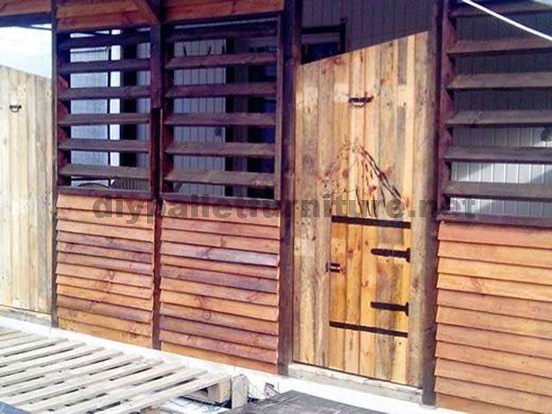 Ejemplos de mejoras en una casa - Casas con palets de madera ...