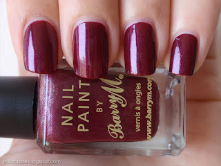 Barry M Burgundy