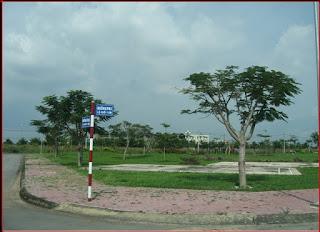 Bán nền phố dự án HUD 2, 4tr/ m2 - Đất Nền Nhơn Trạch