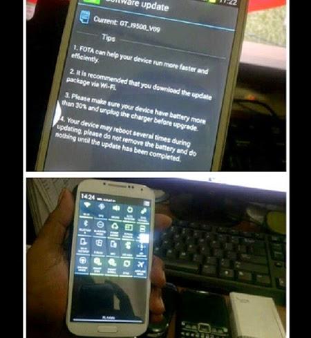Contoh Samsung S4 Replika - www.NetterKu.com : Menulis di Internet untuk saling berbagi Ilmu Pengetahuan!