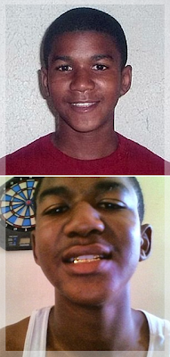 trayvon's tarnished halo