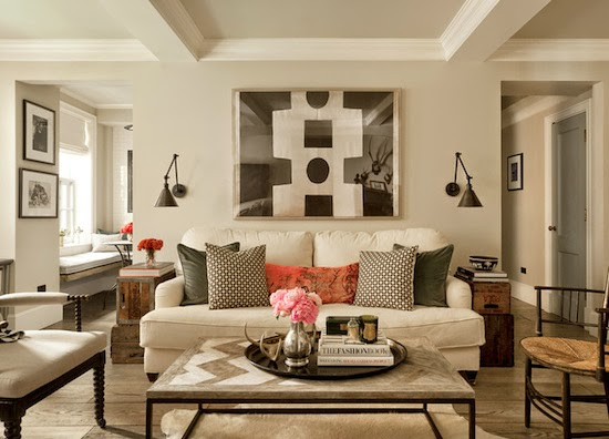 The zhush delicious ambiguity for Traditional eclectic living rooms