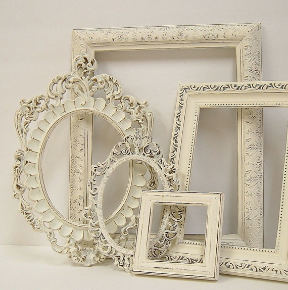 Fleur De Ls accents will fit into any Shabby Chic room. These key or ...