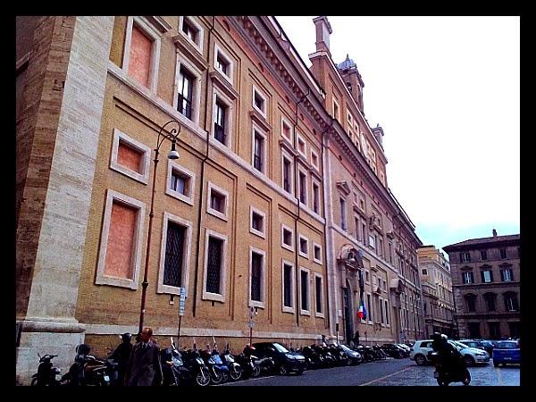 Collegio Romano w Rzymie