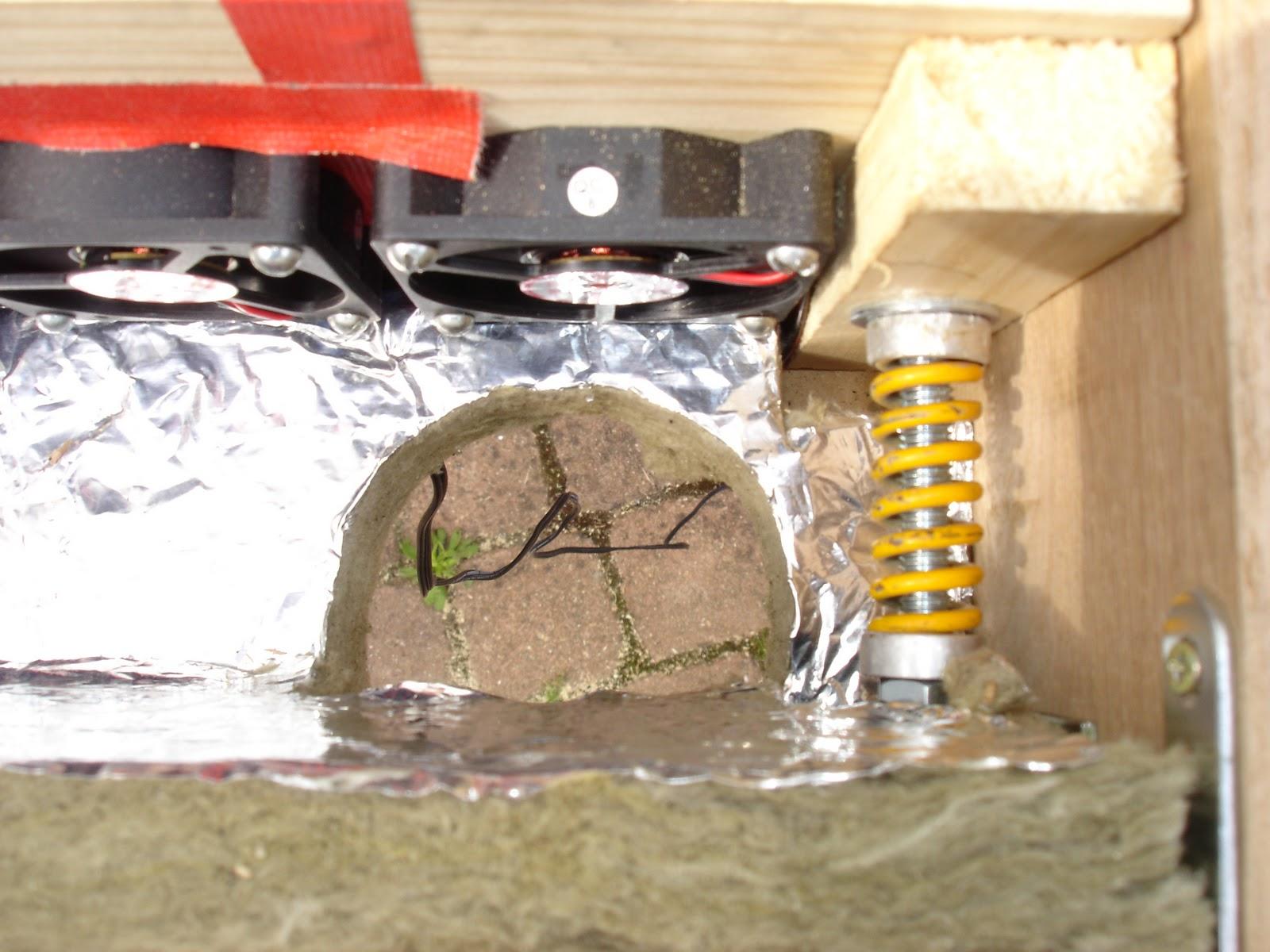 la famille créative: panneau solaire en canettes - Fabriquer Une Vmc Double Flux Fait Maison