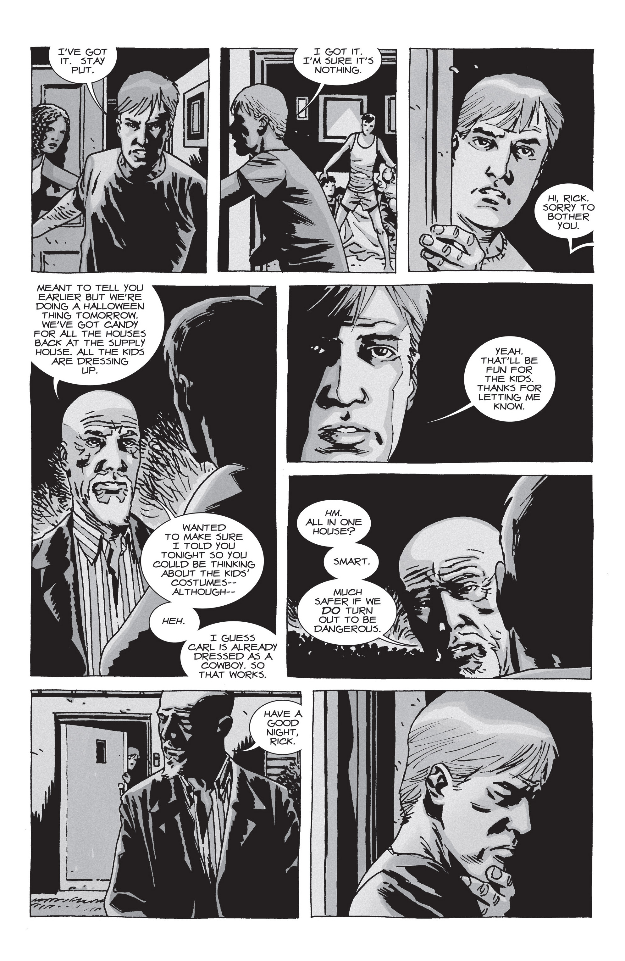 The Walking Dead Issue #71 Page 14