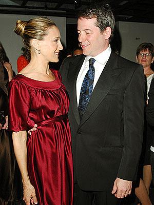 Matthew Broderick & Sarah Jessica Parker