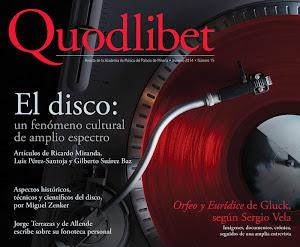Quodlibet, número 15