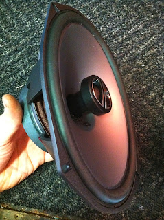 Alpine Type E SPE-6090 Speakers