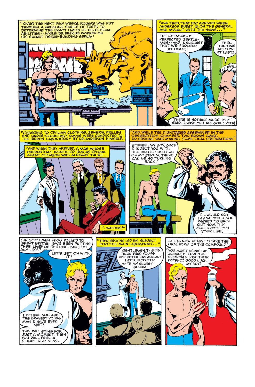 Captain America (1968) Issue #255 #170 - English 6
