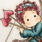 Coloring Magnolia - Margareth - Stamping Magnolia
