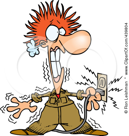 Clipart Electricity Free Electric Shock But Clipart