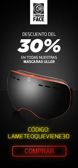 Máscaras Uller, con descuento del 30% para los seguidores del blog
