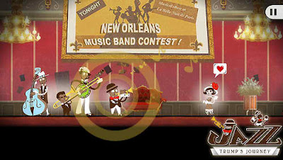 Jazz: Trump's Journey PS Vita