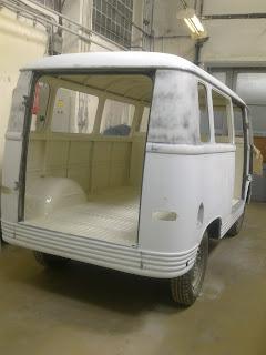 09 Ford Taunus Transit FK1000