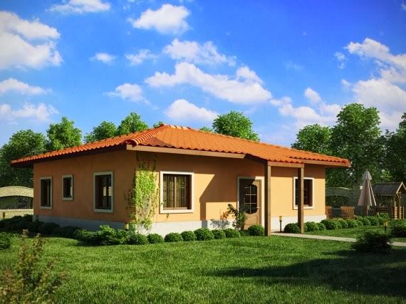 Rumah Sederhana Namun Luas/Besar