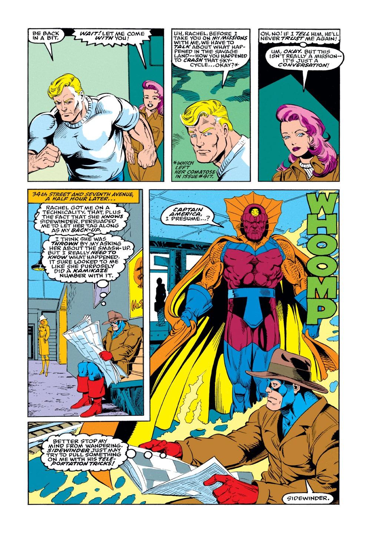 Captain America (1968) Issue #424 #374 - English 7