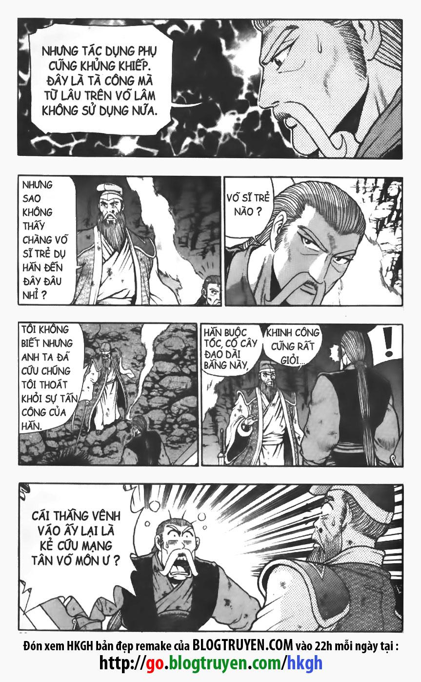 Hiệp Khách Giang Hồ chap 106 page 22 - IZTruyenTranh.com
