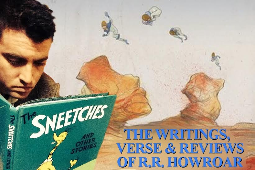 The Writings, Verse, & Illustration of RR Howorar