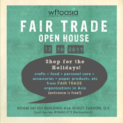 WTFO-Asia Holds Fair Trade Open House 1