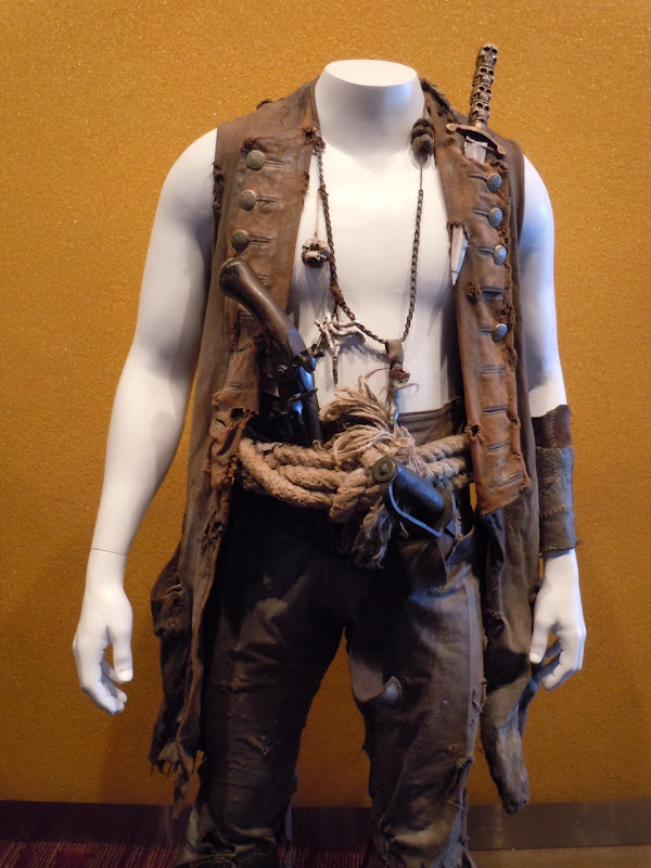 Zombie Quartermaster costume Pirates of the Caribbean 4