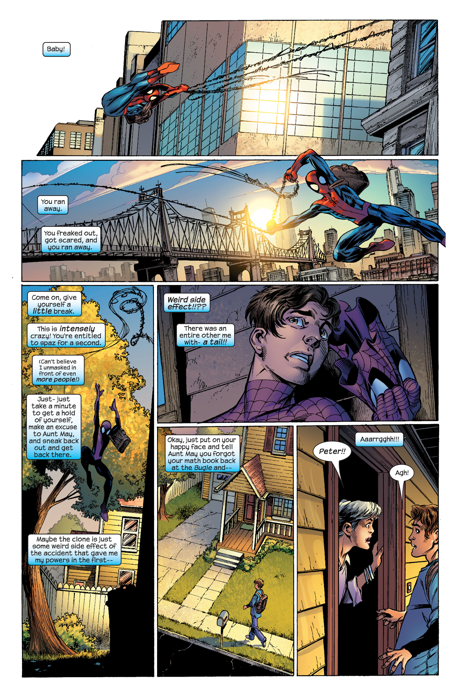 Ultimate Spider-Man (2000) Issue #98 #102 - English 9