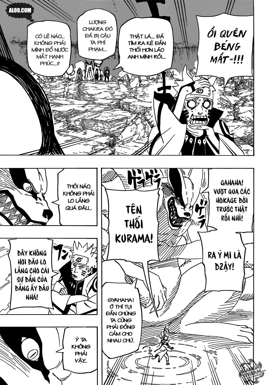 Naruto chap 645 Trang 3