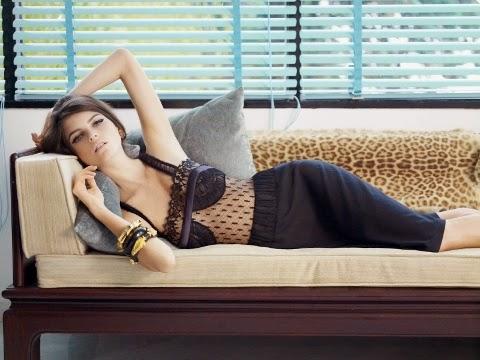blog lingerie vanessa lekpa la perla body dentelle noir sexy