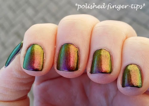 Born Pretty Chameleon 205 - natural shade