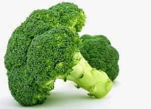 Sumber kalsium brokoli