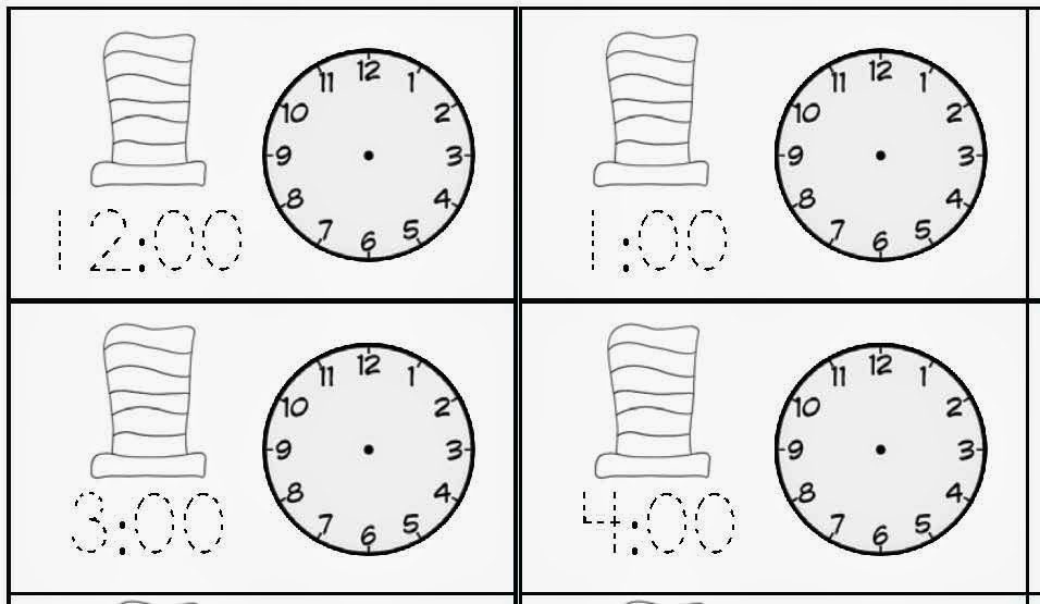 Math Worksheets Telling Time To The Half Hour telling time to – Math Worksheets Telling Time