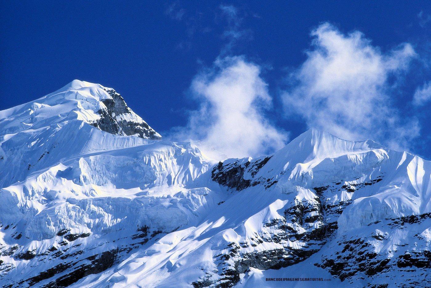 wallpaper de paisajes nevados: