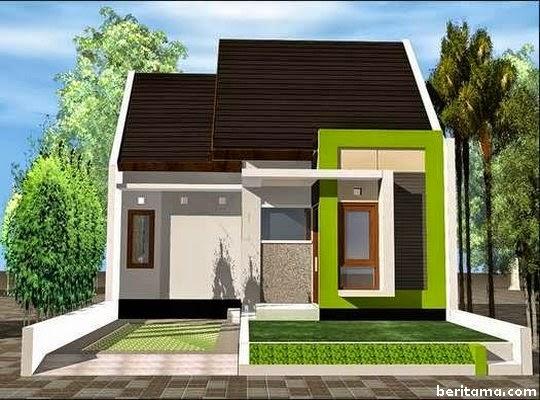Design Rumah minimalis populer terbaru 01