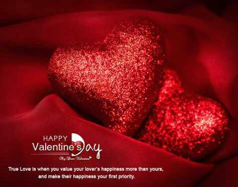 Happy valentine's Day hindi sms