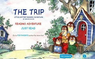 little critter reading app