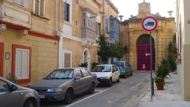 St Agatha's St., Sliema, Malta