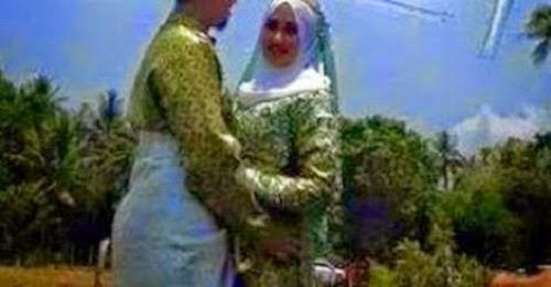 Pasangan pegantin 2015 paling VIRALLL 6 Foto