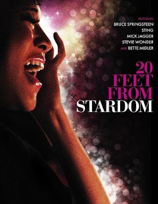 Poster Of Hollywood Film 20 Feet from Stardom (2013) In 300MB Compressed Size PC Movie Free Download At worldfree4u.com