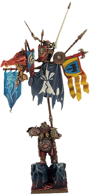 Ogre Kingdoms Battle Standard