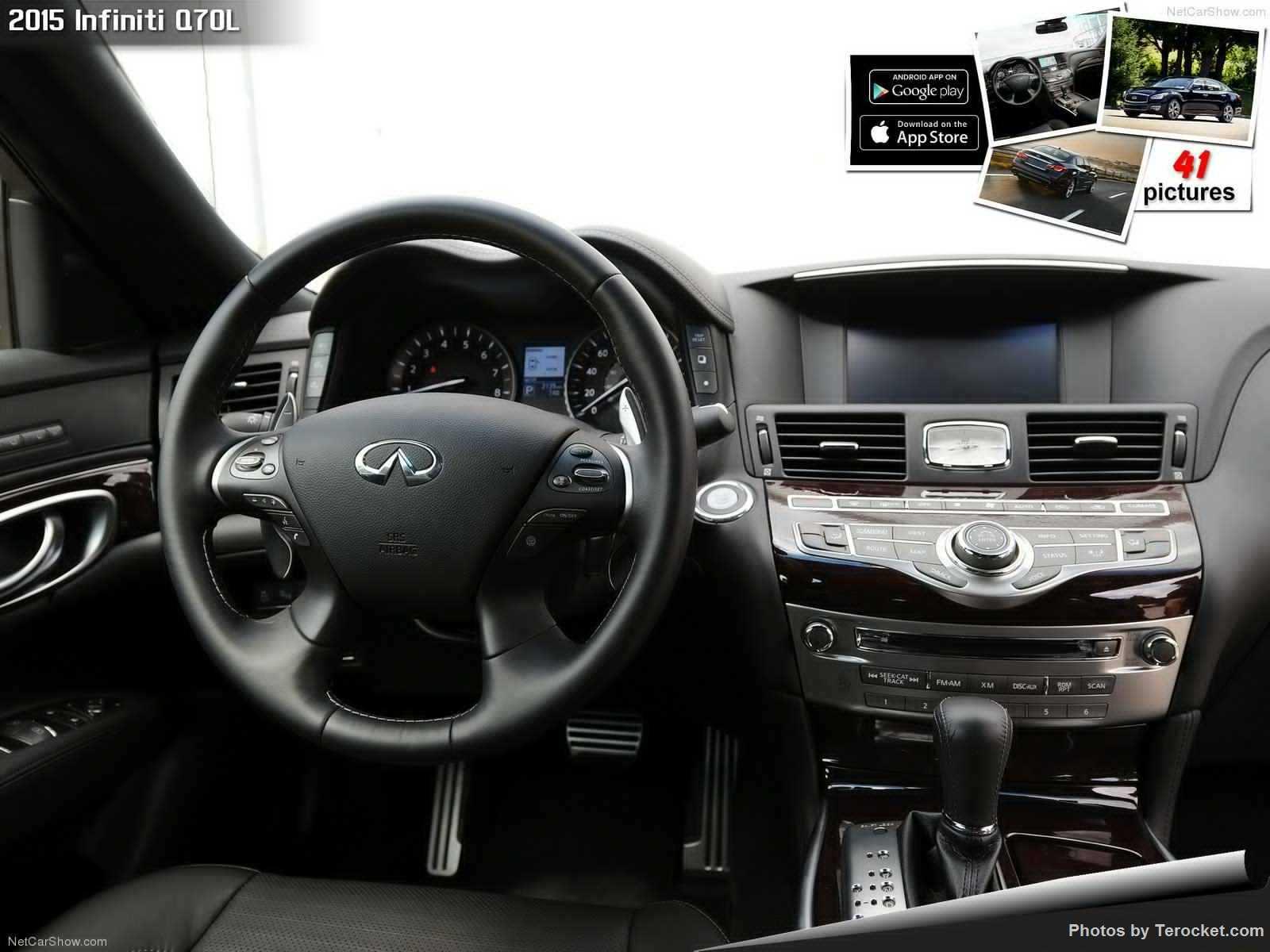 Hình ảnh xe ô tô Infiniti Q70L 2015 & nội ngoại thất