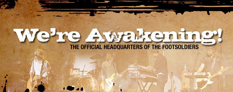 We're Awakening!