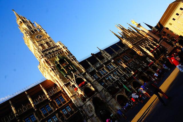 Европа. Мюнхен