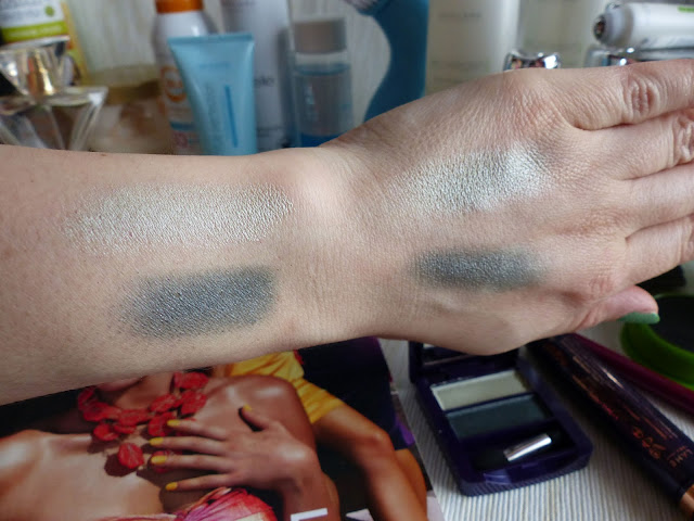 Sombras dúo Forest Green Oriflame