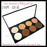 SORTEO INTERNACIONAL EN MAKEUP AND CARES