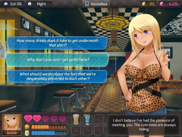 Hentai dating sims
